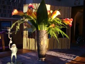 Pajusomiste kukkakauppaan